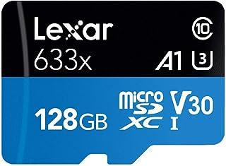 Docooler Lexar TF Karte Lesegeschwindigkeit 95 MByte/s Schreibgeschwindigkeit 20 MB/s Micro SDHC Klasse 10 UHS I U1 V10 A1 Speicherkarten