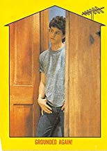 Kirk Cameron trading card Growing Pains Mike Seaver 1988 Topps #10