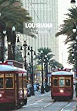 Louisiana Notebook: Notepad | Personal writing journal | 7x10 inches (17,78 cm x 25,40 cm) | 100 pages | Everybody out
