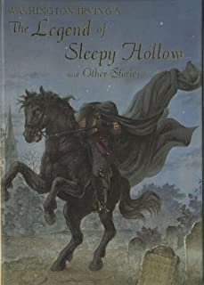 Washington Irving's The Legend of Sleepy Hollow and Other Stories (Illustrated Junior Library)