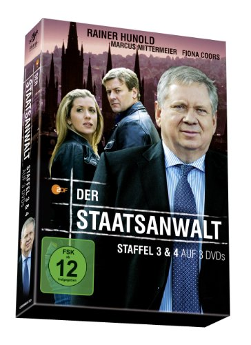 Staffel 3 & 4 (3 DVDs)