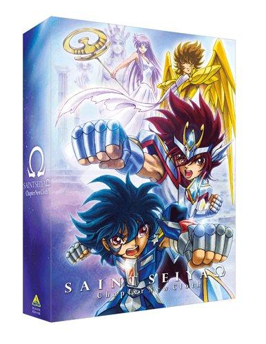 聖闘士星矢Ω 新生聖衣編 DVD-BOX