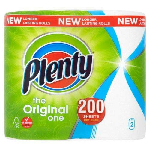 Plenty Doppel-Küchenrolle Ref Bounty Pack 2 170020