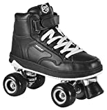 Powerslide Rollschuhe Player black - Patines en paralelo, color negro, talla 38