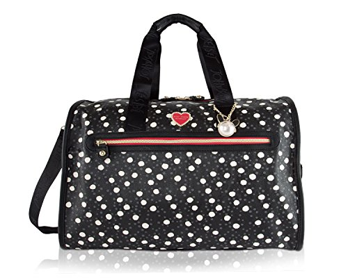 Betsey Johnson Travel Weekender (Dots)