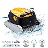DOLPHIN Triton PS Plus Robotic Pool Cleaner with Bluetooth Capabilities Pool Cleaning, Ideal for Swimming Pools up to 50 Feet