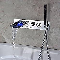 robinet cascade zen