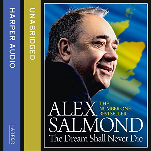 The Dream Shall Never Die audiobook cover art