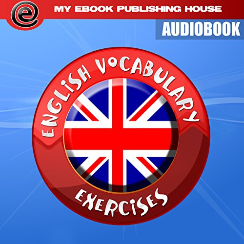 English Vocabulary Exercises audiobook cover art