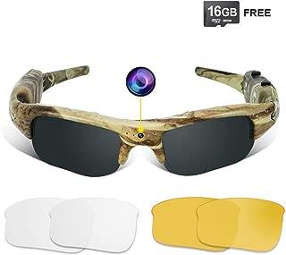 Best spy sunglasses 720p Reviews