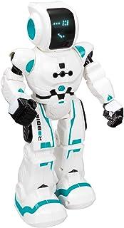 Xtrem Bots Robbie, robótica niños, Robot con Sensor de Movimiento y Control Remoto programable. Juguete Robots Inteligent...