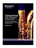 Trinity College London: Saxophone & Jazz Saxophone Scales, Arpeggios & Exercises From 2015....