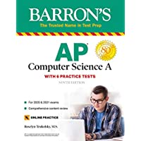 AP Computer Science A: With 6 Practice Tests Kindle Edition Deals