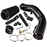4' Oiled Cold Air Intake Kit & Filter For Ford F250 F350 Excursion Powerstroke Diesel 03-07 6.0L