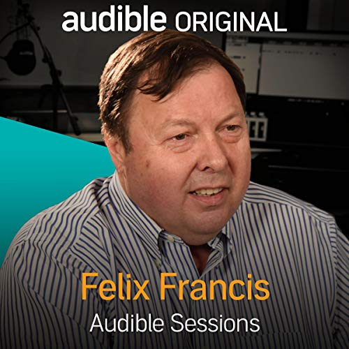 Felix Francis audiobook cover art