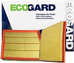 ECOGARD XA10252 Premium Engine Air Filter Fits BMW X5 3.0L 2011-2018, 535i 3.0L 2011-2016, 535i xDrive 3.0L 2011-2016, X3 3.0L 2011-2017, X6 3.0L 2008-2019, X4 3.0L 2015-2018, 740Li 3.0L 2011-2015