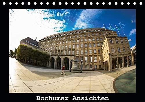 Bochumer Ansichten (Tischkalender 2020 DIN A5 quer): Ein Streifzug durch die Bochumer Innenstadt (Monatskalender, 14 Seiten ) (CALVENDO Orte)