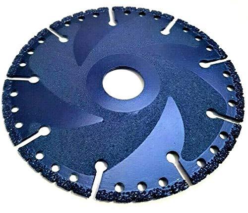 Diamantscheibe 125 mm Diamanttrennscheibe Allesschneider Trennscheibe BLAU
