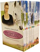 Heartland Lauren Brooke Collection 11 Books Set Pack (Vol 1-11) (Coming Home, After the Storm, Breaking Free, Taking Chances, Come What May, One Day You'll Know, Out of the Darkness, Thicker Than Water, Every New Day, Tomorrow's Promise, True Enough) (1-11)