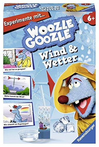 Ravensburger Science X 18992 - Woozle Goozle: Wind und Wetter