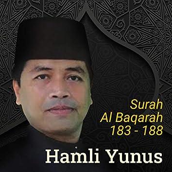 Surah Al Baqarah 183 - 188