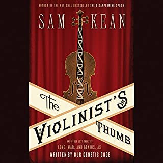 The Violinist's Thumb cover art