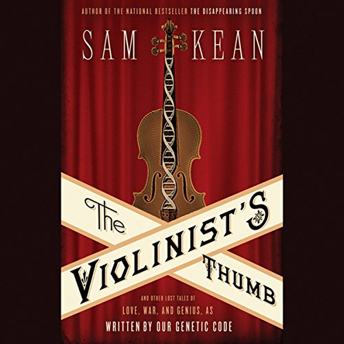 The Violinist's Thumb  By  cover art