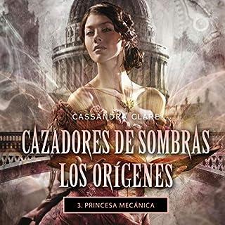 Princesa mecánica [Mechanical Princess] audiobook cover art