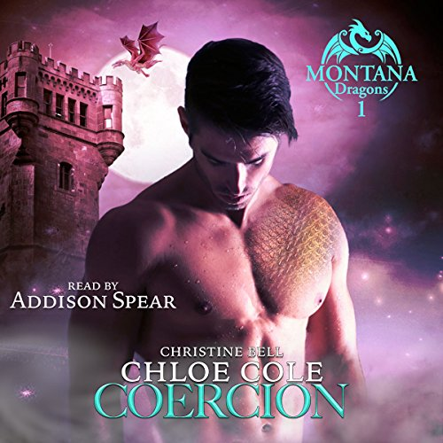 Coercion: A BBW Dragon Shifter Novel audiobook cover art