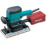 Makita 9046 - Lijadora Orbital 600W 6000 RPM 115X229 Mm 3.1 Kg