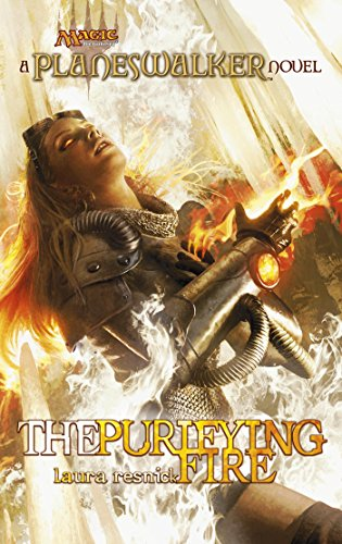 The Purifying Fire (Magic The Gathering: Planeswalker Book 2) (English Edition)