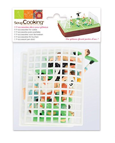 Accesorios de plástico Para decoración de tartas. Fabricante fuera de Europa