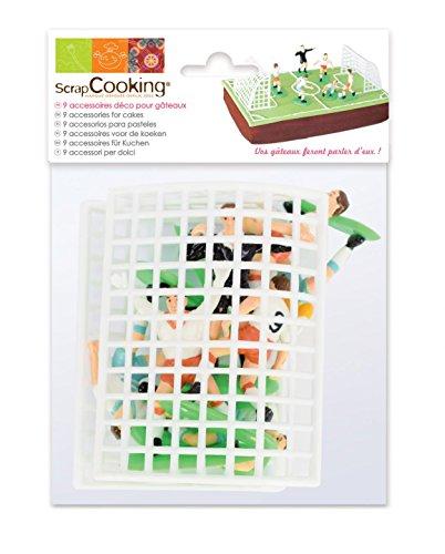 ScrapCooking–5013–9Accesorios de decoración para Tartas