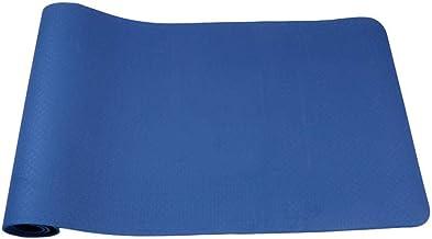 Antislip yogamatten Lichtgewicht materiaal voor yoga, pilates en vloeroefeningen Stretching Home Gym Workout