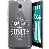 Wiko Jerry 2 Case for 5.0 Inches - Ultra-Thin - Positive