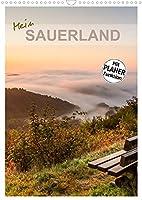 Mein Sauerland-Terminplaner (Wandkalender 2022 DIN A3 hoch): Sauerland - Land der 1000 Berge (Planer, 14 Seiten )