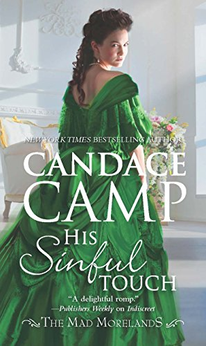 Image of His Sinful Touch (The Mad Morelands, 5)