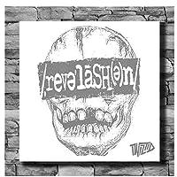 ツイズティッドキャンバスポスターアートプリント2021カバーRevelashenミュージックアルバム寝室の美学のための部屋の装飾60x60cmフレームなし