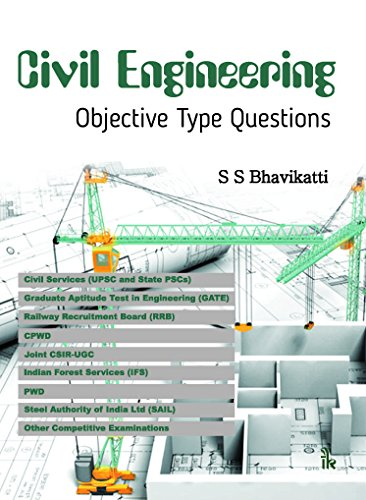 Civil Engineering Objective Type Questions (English Edition)