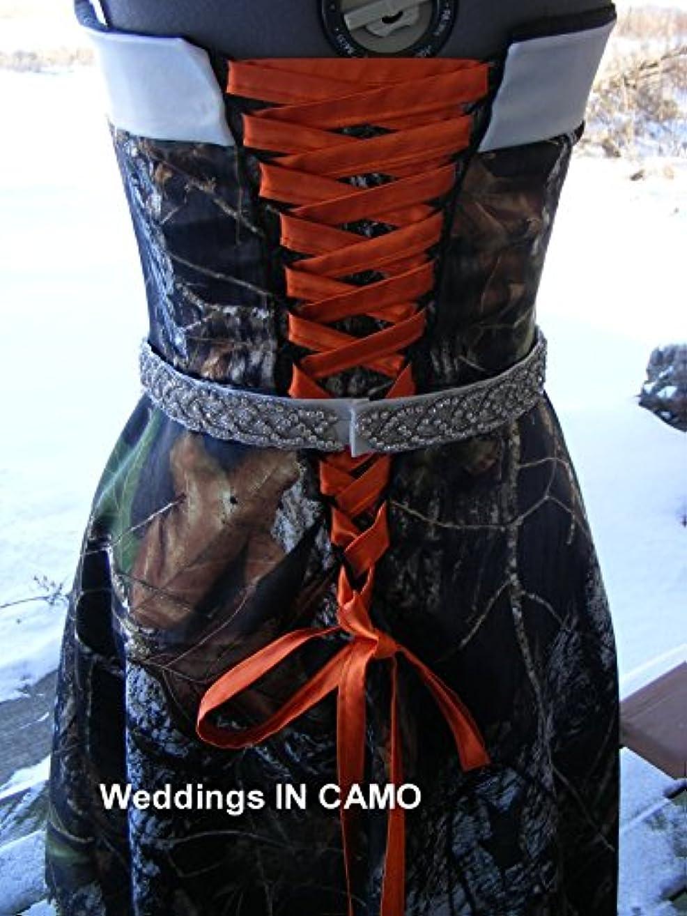 CORSET TIES or Ribbon ties