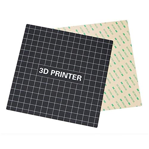 Accessories Computer Accessories, Reuse Heated Bed 300 * 300mm Hot Bed Platform Sticker with Upgraded Backing for Creality CR-10/10S 3D Printer Part 3D Printer 3D Printer