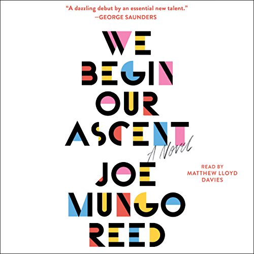 We Begin Our Ascent audiobook cover art