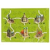 AMG Carcassonne – Catedrales en Alemania Promo Mini Expansión (Nueva Edición)