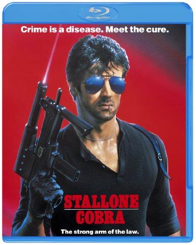 Sylvester Stallone - Cobra [Edizione: Giappone] [Italia] [Blu-ray]