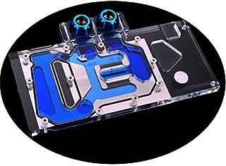Bykski グラフィックカードのためのGPUの冷却ブロックコンピュータ水冷ブロックWater Block Gigabyte GTX 1070 Ti WINDFORCE 8G Gigabyte GTX 1070Ti GAMING 8G Giga...