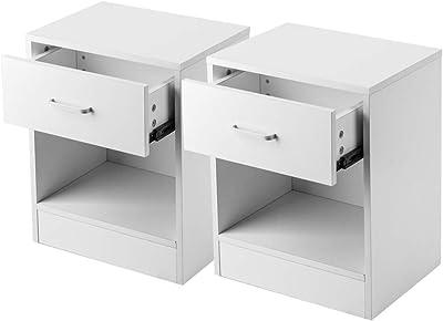 Amazon.com: Esterilita de 3 cajones mini unidad transparente ...