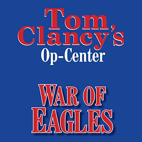 War of Eagles audiobook cover art