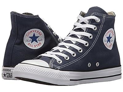 Converse Chuck Taylor(r) All Star(r) Core Hi (Navy) Classic Shoes