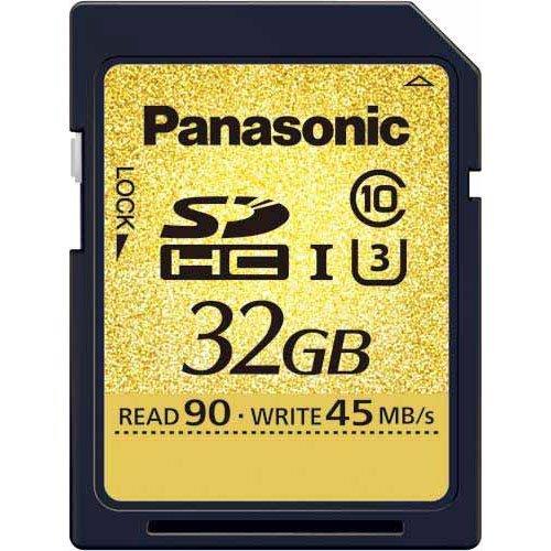 『パナソニック 32GB SDHCメモリーカード RP-SDUC32GJK』のトップ画像