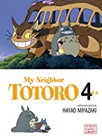 My Neighbor Totoro 4 (My Neighbor Totoro Film Comics)